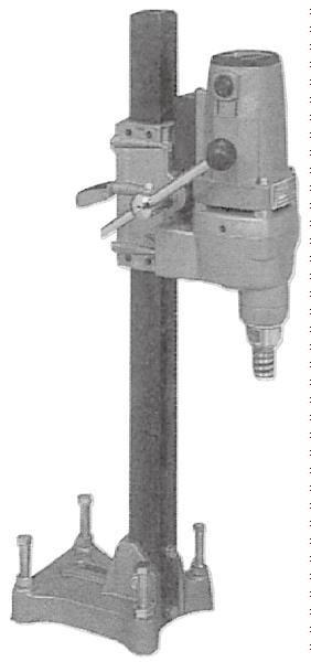 ポータブル型コアボーリングマシン φ100・φ125・φ150