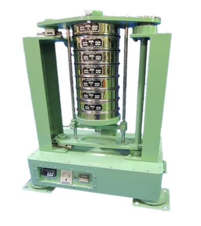 ロータップ型ふるい分け試験機