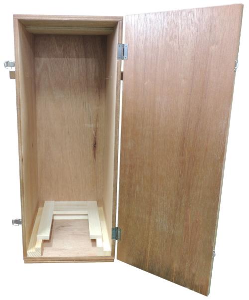 収納箱(現場透水試験機用)