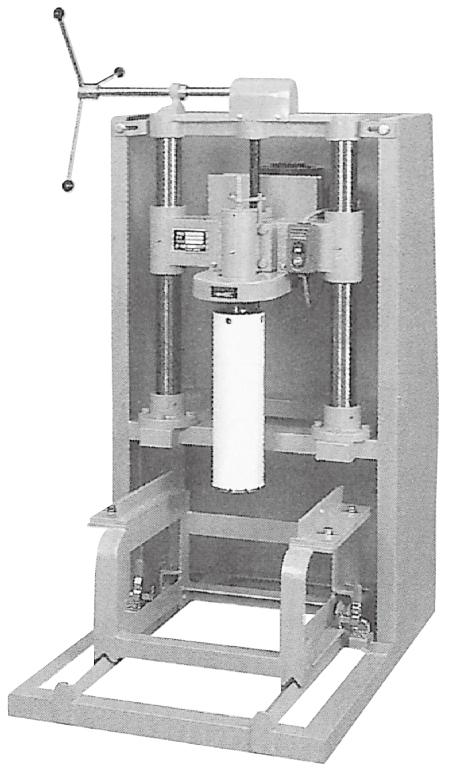 コア採取機 室内用(送り手動型)φ100〜φ150mm