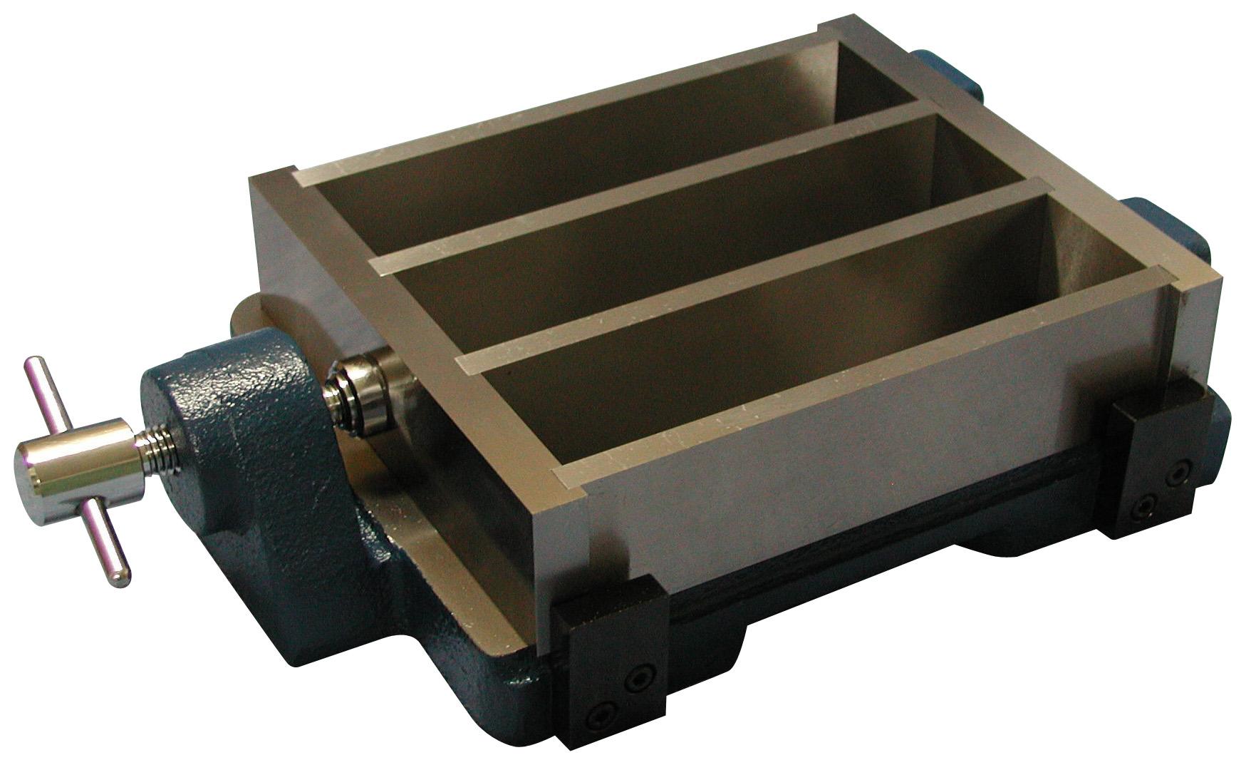モルタル供試体成形用型枠  (4x4x16)