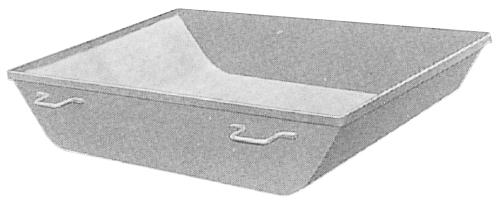 練り板(マニュアル型)  500x1.200x150