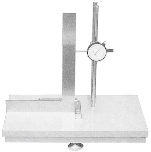 底面と側面の直角度測定器 φ100・φ125・φ150