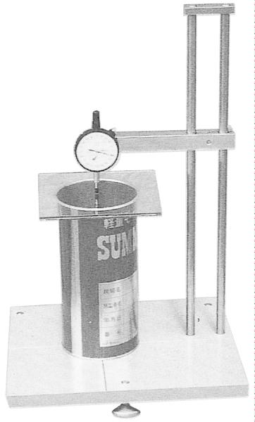 吸水膨張測定器 φ100・φ125・φ150