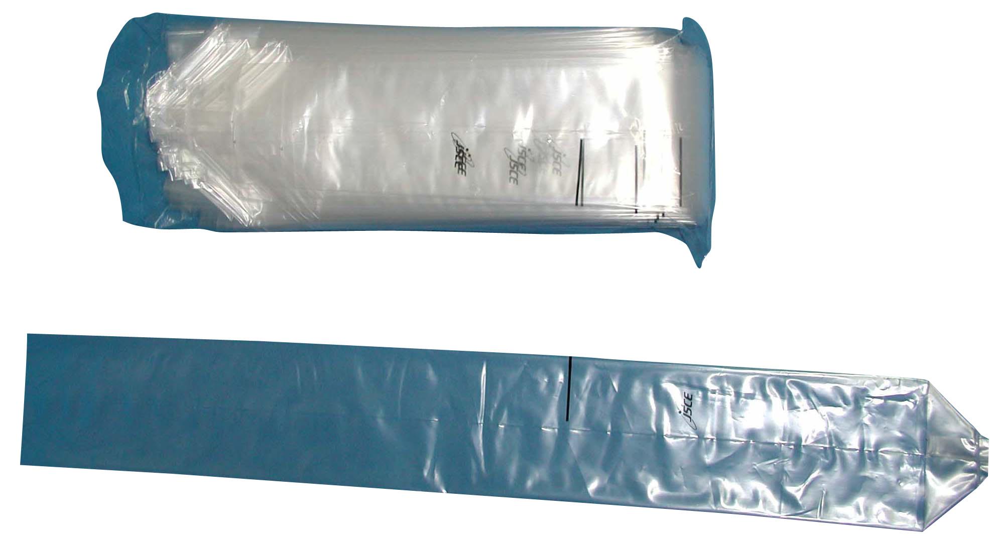 ポリエチレン袋(ブリーディング袋) φ50mm×500mm