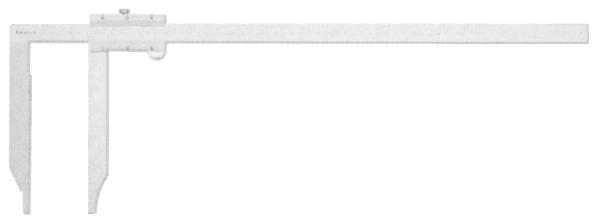測定用ノギス (長口ノギス) 500mm 最小読取0.05mm
