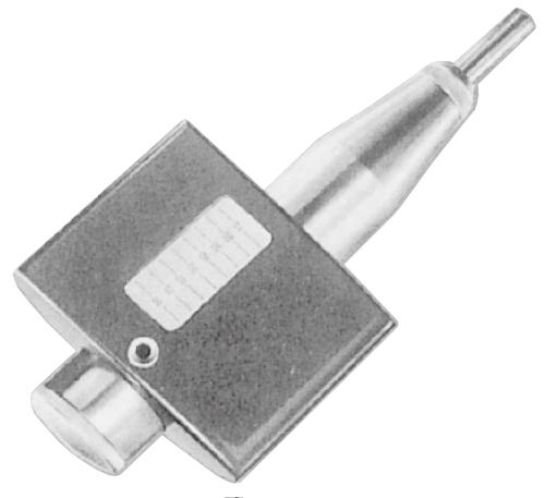 NR型テストハンマー 反発度を自動記録
