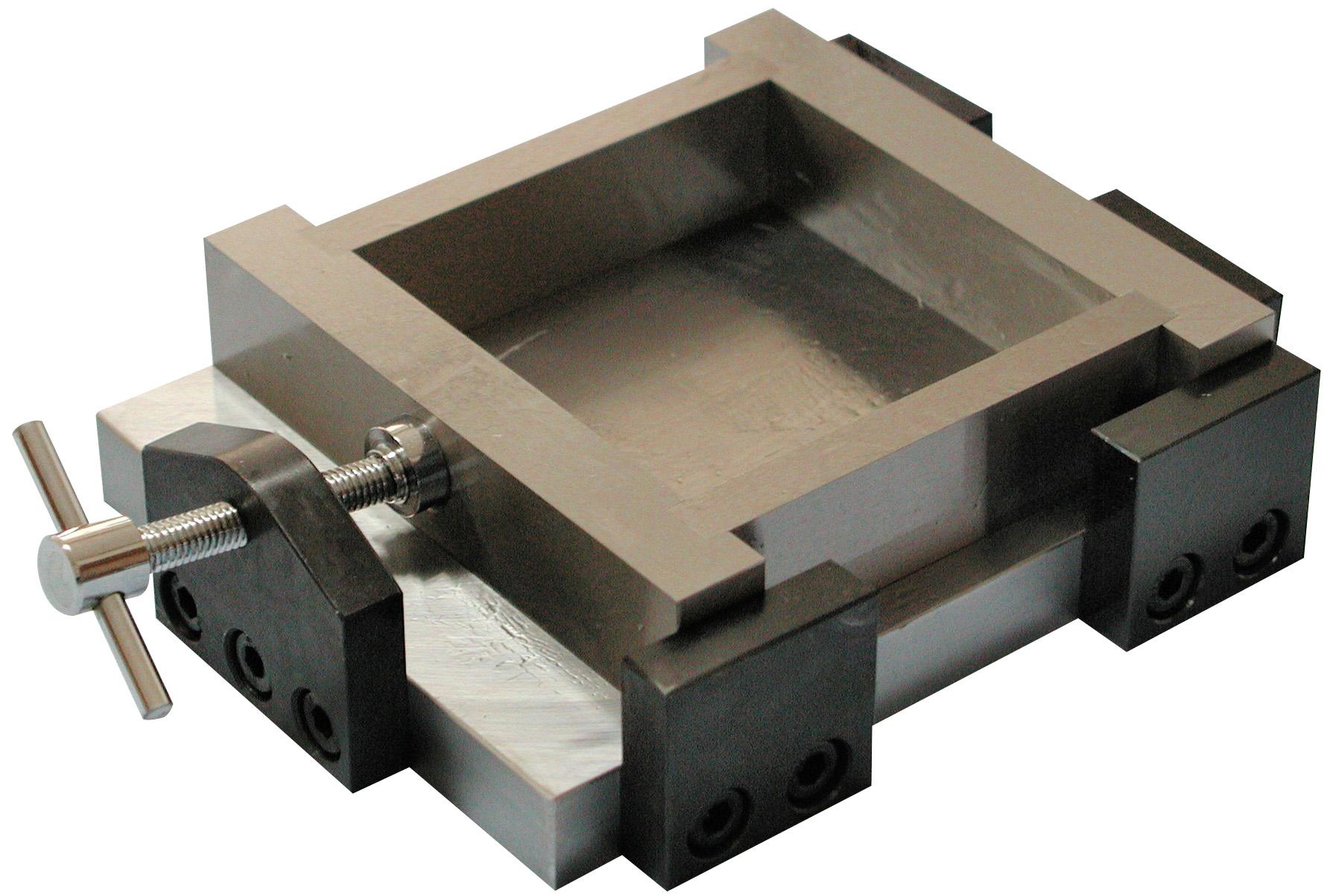 基板用型枠 70mmx70mmx20mm 鋼製