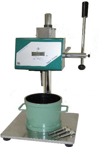 デジタルプロクター貫入試験機