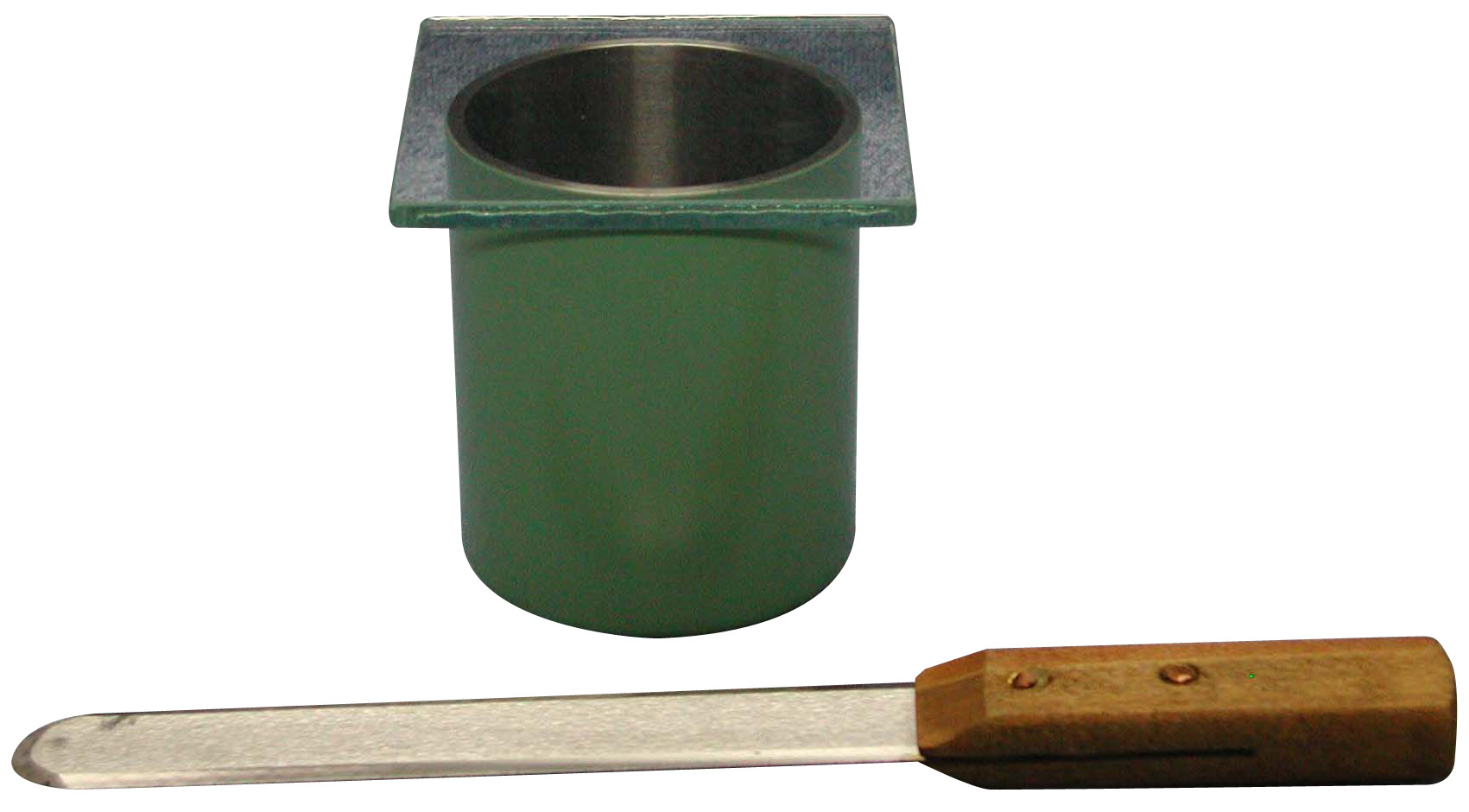 モルタル容器 (鉄製・ステンレス製)