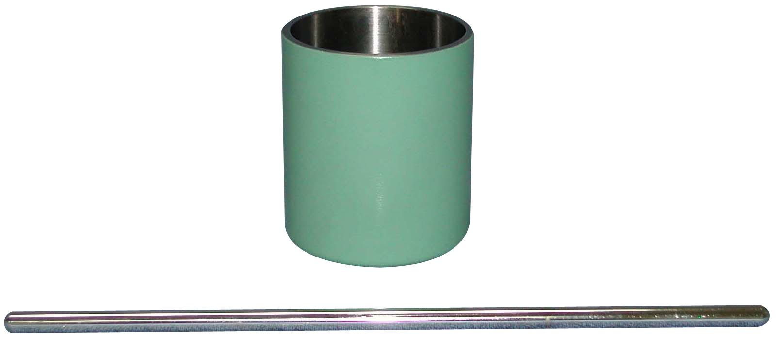 モルタル容器及び突棒