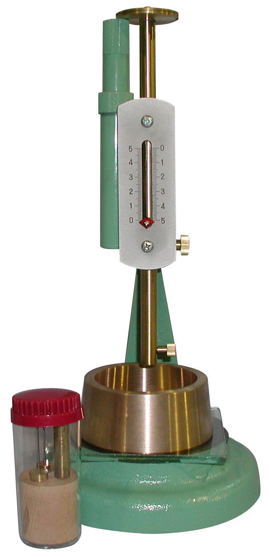 油圧式ビカー針装置