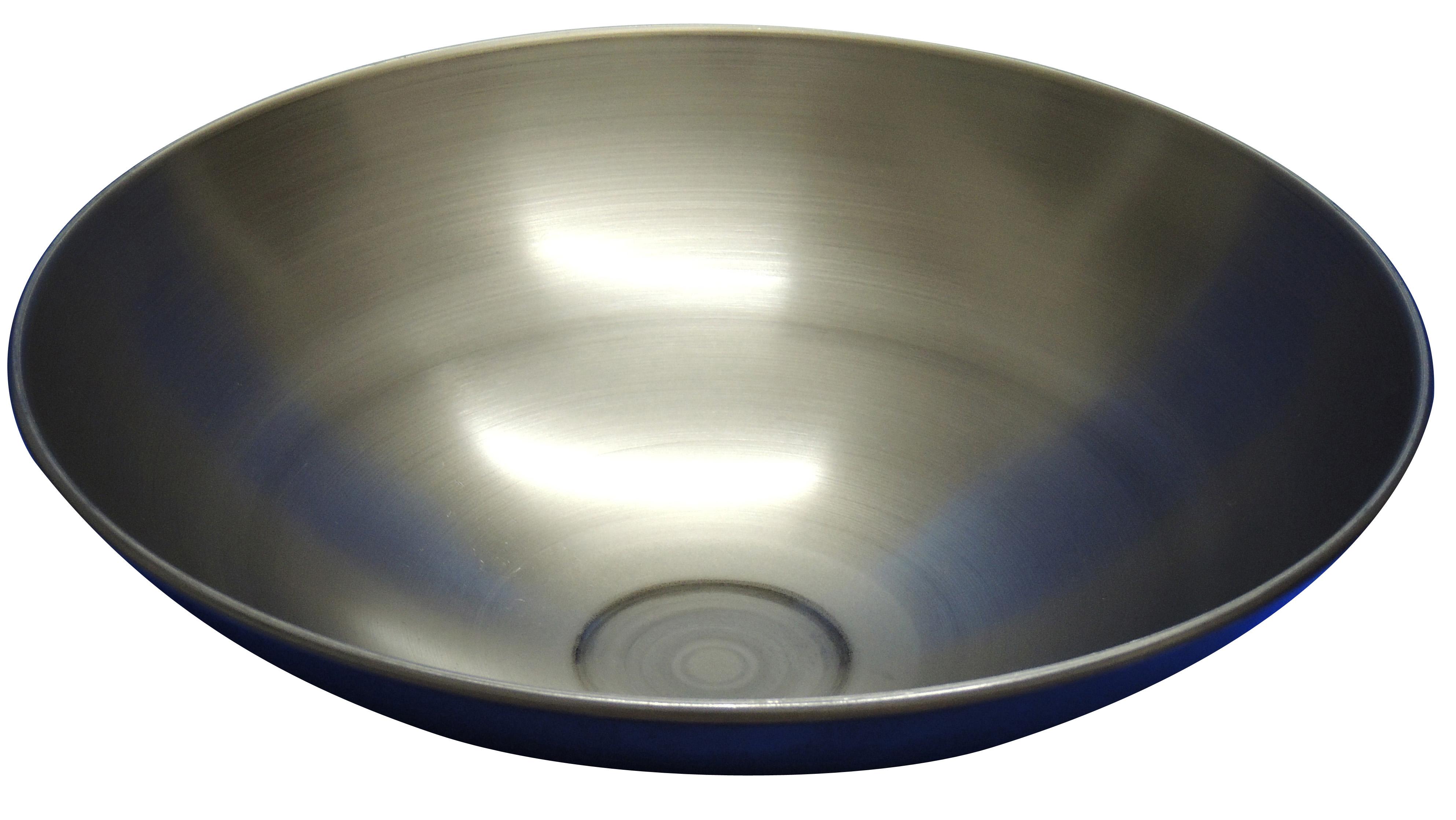 手練り用練混ぜ器具 鉢(鉄製・ステンレス製)