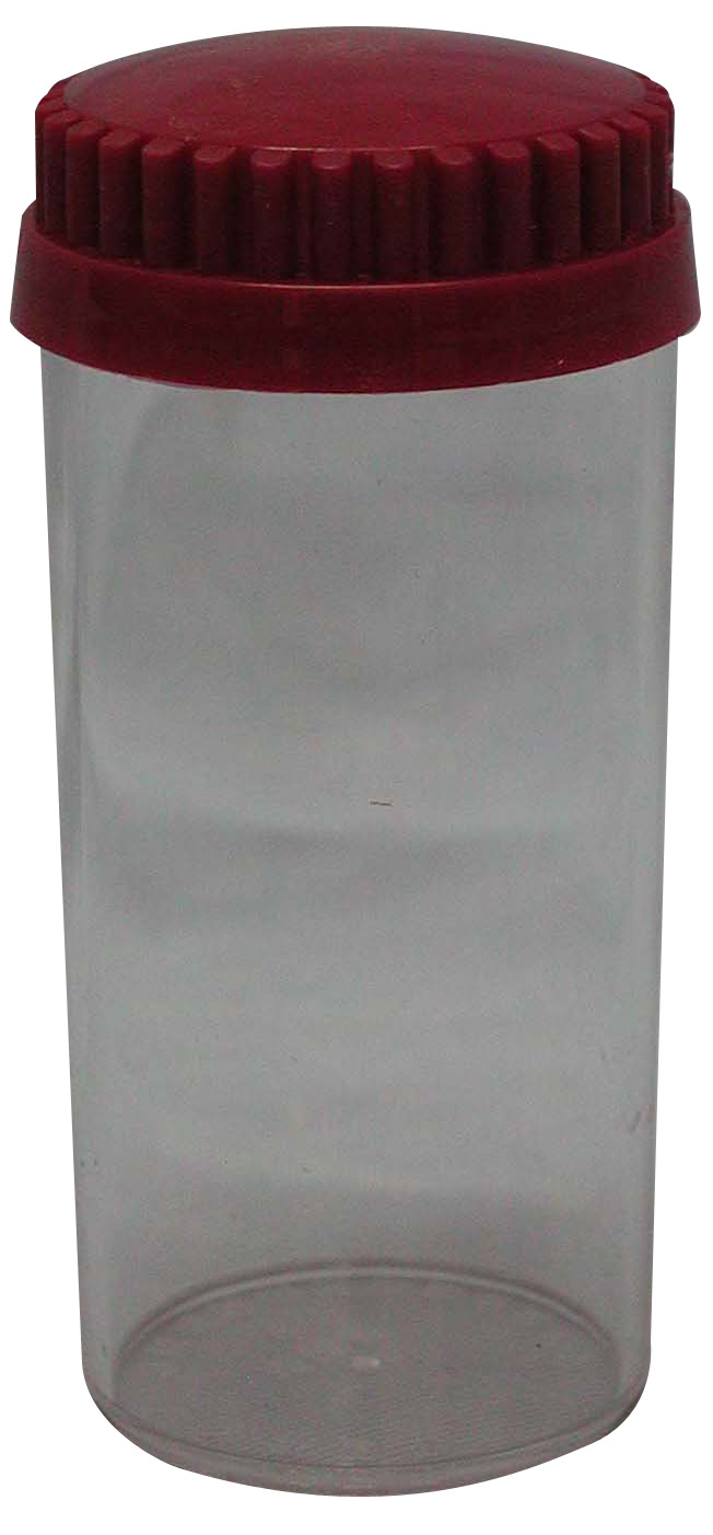 標本ビン(蓋付) 社団法人全国地質調査業協会連合会規格品
