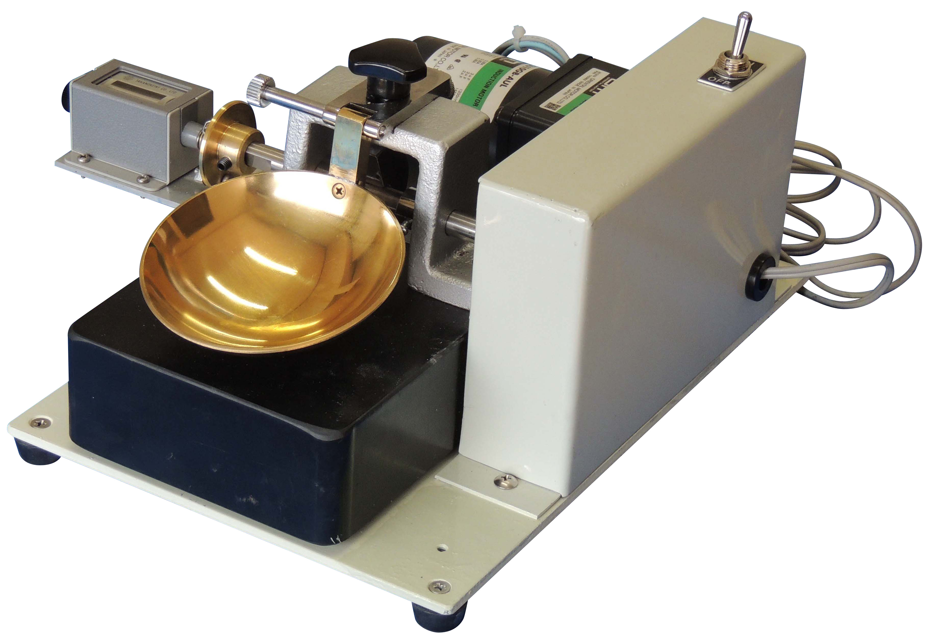 電動式液性限界測定器