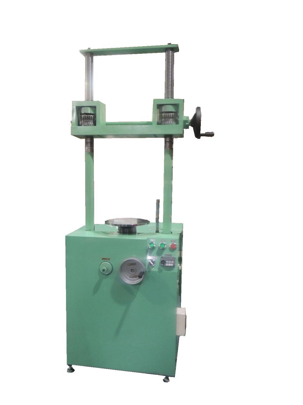 CBR試験2本柱式載荷装置 最大能力100kN