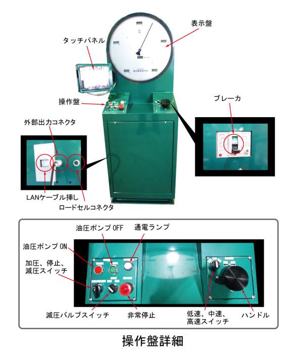 表示器・運転制御盤