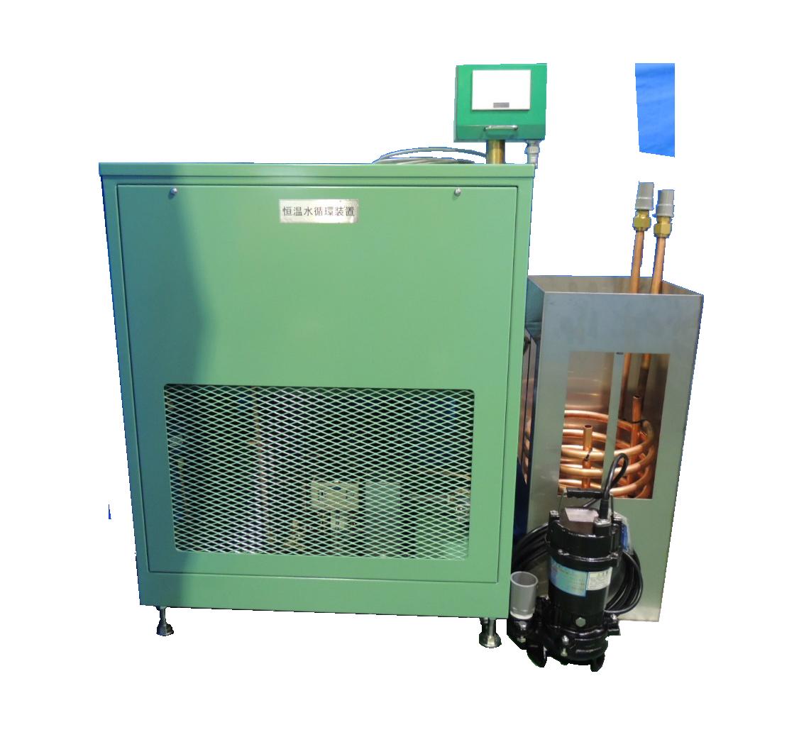 操作モニタ別置型恒温水循環装置(サーモログ+)