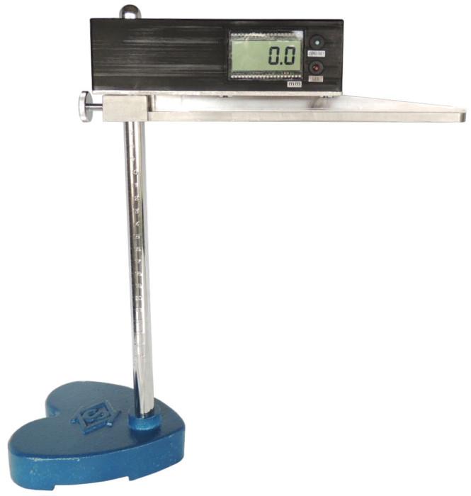 デジタルスランプ検尺