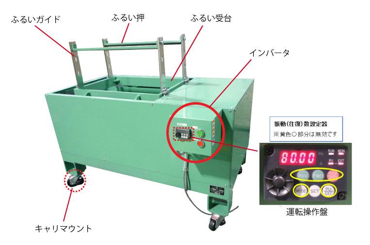KC-79_支点アーム式ふるい振とう機blog2